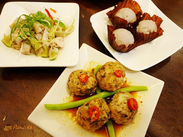 公館人氣爆棚老店客家菜~福樂麵店~檸檬梅子雞.黑糖糕.炒粄條