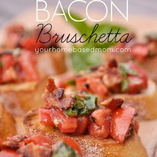 Bacon Bruschetta.