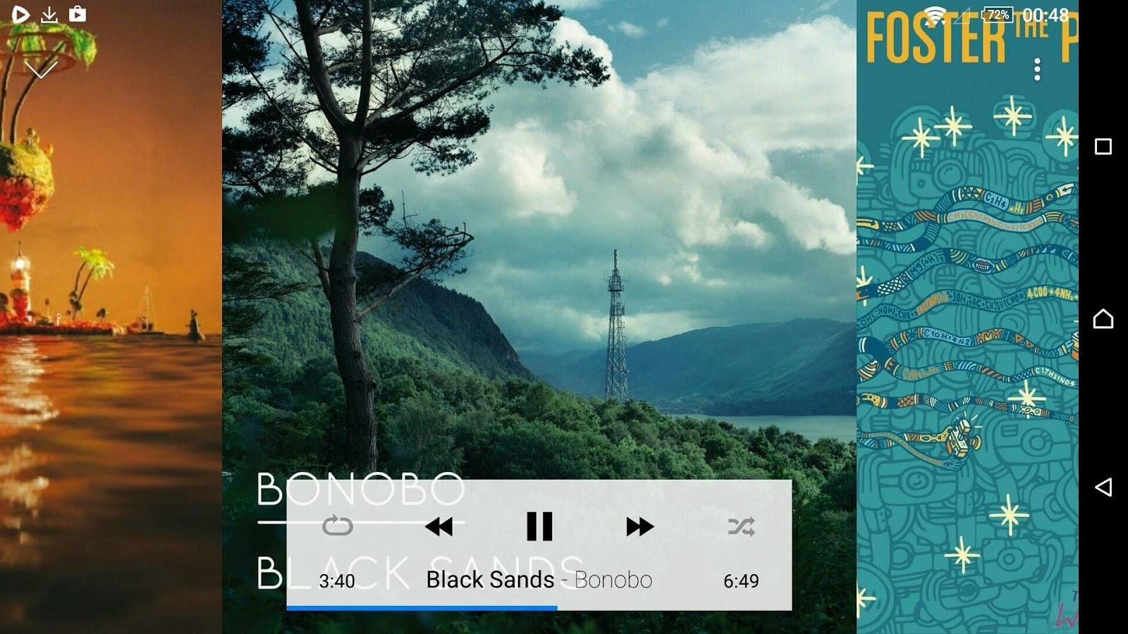 doubleTwist Pro: music, podcast player (FLAC/ALAC)- screenshot