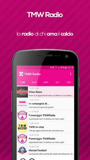 tmw radio screenshot 2