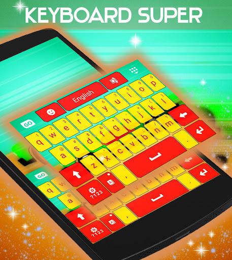 玩免費個人化APP|下載GO键盘超级跑车 app不用錢|硬是要APP