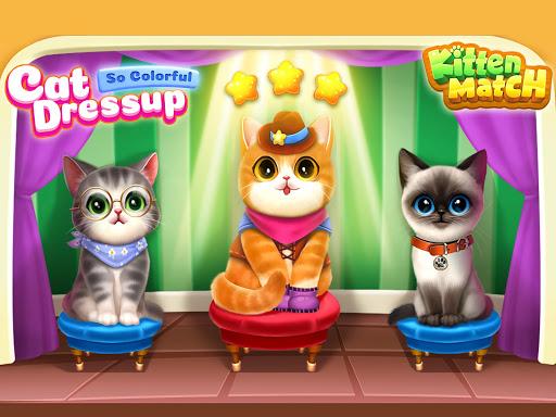 Kitten Match androidiapk screenshots 1