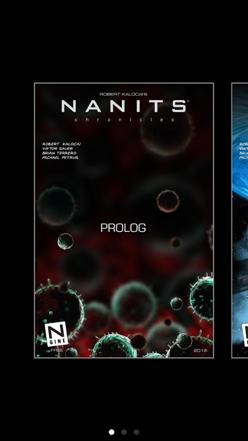 Nanits- screenshot