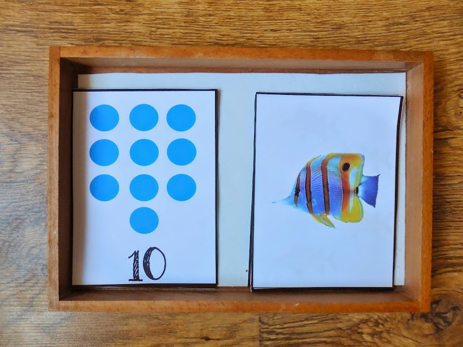 Welcome to Mommyhood: Montessori activities for toddlers (ocean theme)