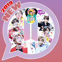 BTS WAStickerApps KPOP Idol for Whatsapp icon