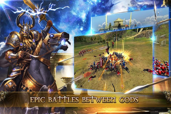 android Clash Of Gods Screenshot 2
