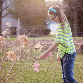 Spring Magic by Chris Timmerman - People Family ( children, kids, portrait )