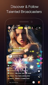 HiClub Live: Live Video Stream and Social Video Chat