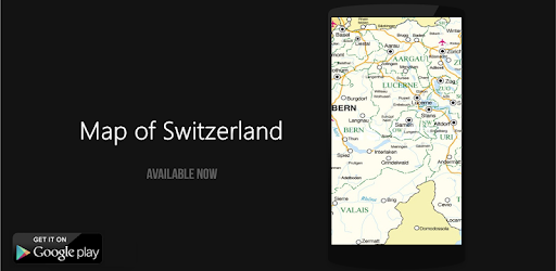 Map of switzerland apps on google play gumiabroncs Gallery