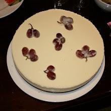 Photo: Mmmm.... cheesecake!