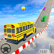 School Bus Stunt Driving: Mega Ramp Impossible Bus - Androidアプリ