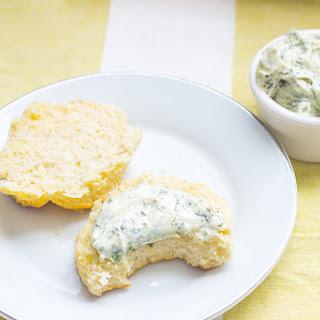 Homemade Whipped Herb butter