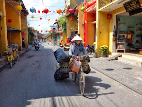 Photo: VIETNAM Hoi An - dans les rues (Sony)