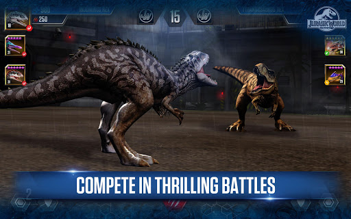 Jurassic World™: The Game screenshot 14