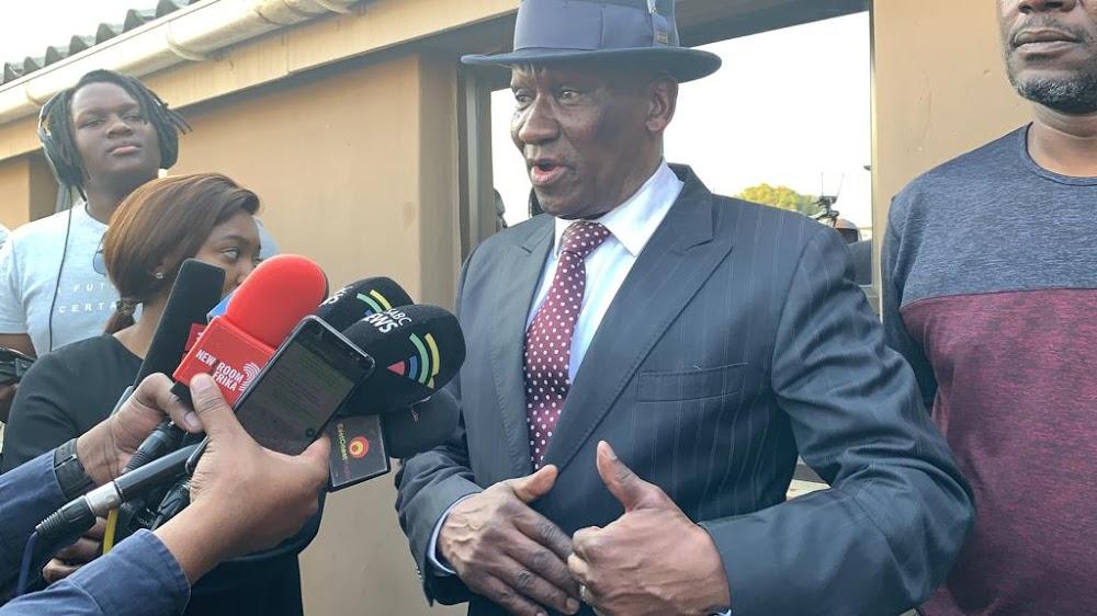 Cele verbind hom tot die oplossing van die moordsaak op Senzo Meyiwa - SowetanLIVE Sunday World