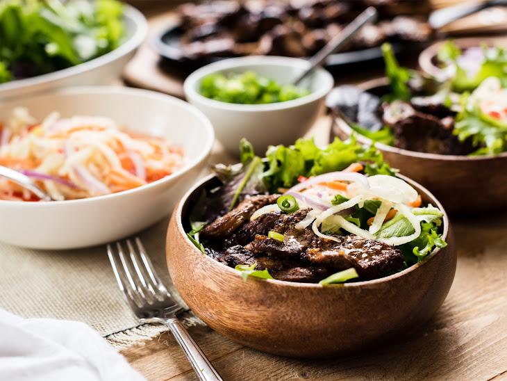 Filipino Pork Barbecue Bowl