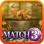 Match 3: Autumn Harvest