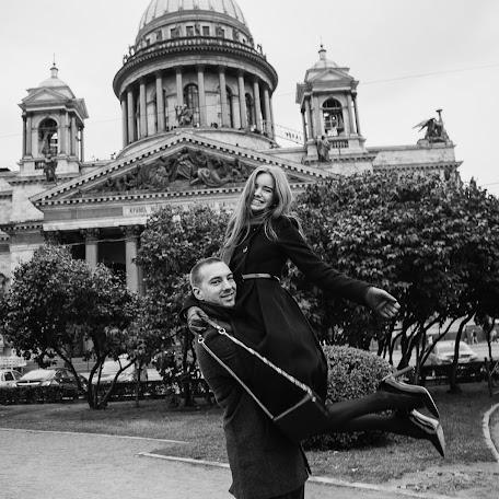 Wedding photographer Tatyana Kuralovich (Devilin). Photo of 15.11.2017