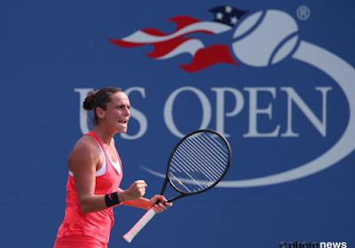 Roberta Vinci verliest in Rome en neemt afscheid van het tennis