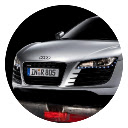 Audi R8 Pop Car HD Wallpapers New Tabs Theme Icon