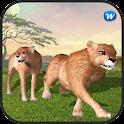 Wild Cougar Jungle Animal Hunt icon