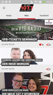 DIE NEUE 107.7 - Radio- screenshot thumbnail