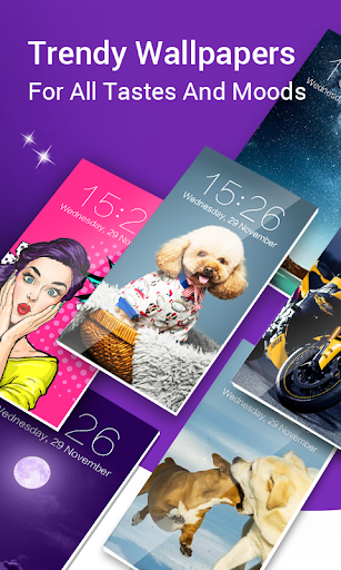 Screen Lock - Funny and Safe Lock Screen App 1.1.8.9 screenshots 4