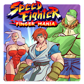 Speed Fighter Finger Mania
