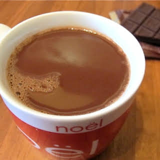 Parisian Hot Chocolate.