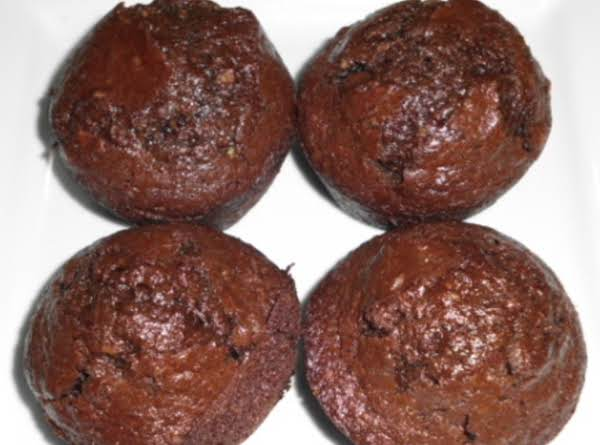 Chocolate Brownie Muffins Recipe