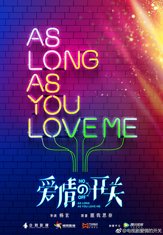 As Long As You Love Me China Drama