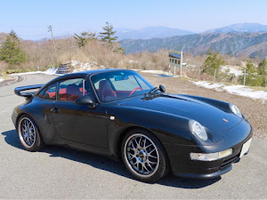911 993 タルガ 1997年式のカスタム事例画像 なぞくまさんの2020年04月25日21:52の投稿
