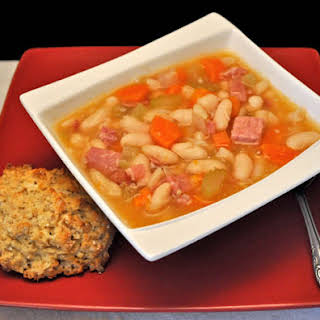 Bean Soup with Ham.
