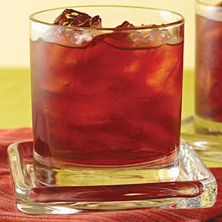 Pomegranate-Apple Shrub