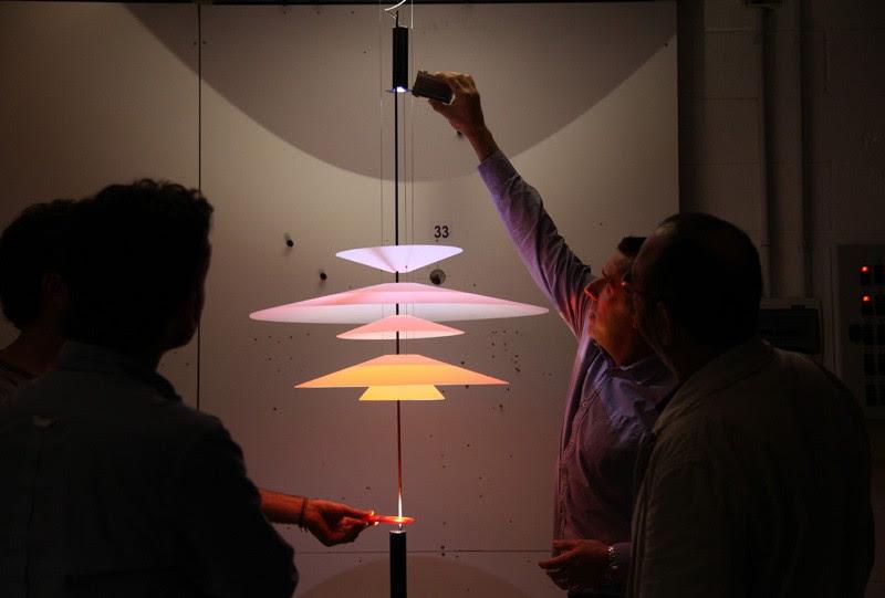 Lámpara Flamingo  - Antoni Arola para VIBIA