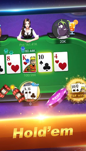 Boyaa Poker (En) u2013 Social Texas Holdu2019em  gameplay | by HackJr.Pw 14
