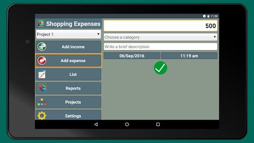 Shopping Expenses screenshot 16