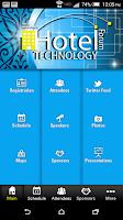 Screenshot of Hotel Technology Forum