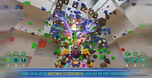 RGBalls u2013 Cannon Fire : Shooting ball game 3D android2mod screenshots 3