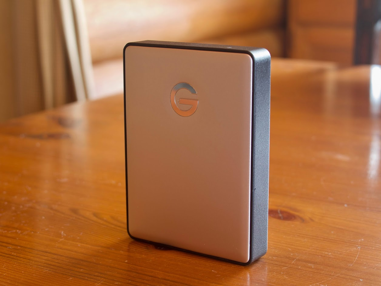 G-DRIVE mobile 4TB