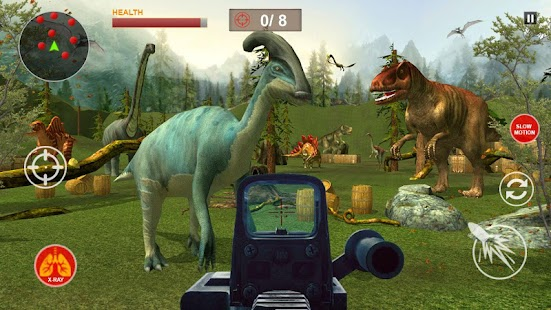 Dinosaur Hunt 2019 Screenshot
