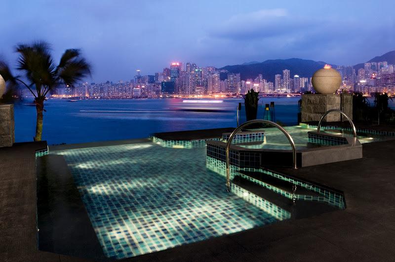 Photo: Intercontinental Hotel, Hong Kong http://bit.ly/Mi7RFs