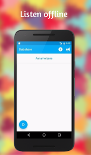 Dubshare - Dubsmash downloader screenshot
