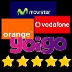 Valoración Compañías Móviles Icon