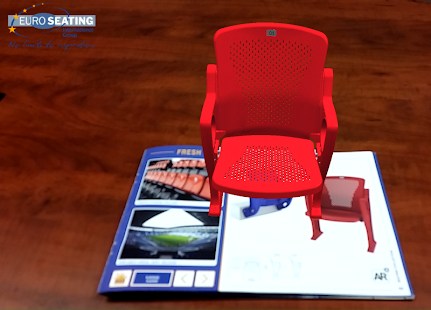 Euro Seating AR- screenshot thumbnail