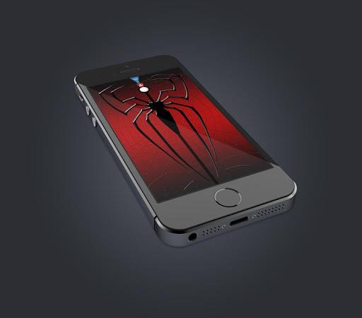 Spidey Spider ZipperScreenLock