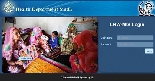 LHW-MIS Sindh