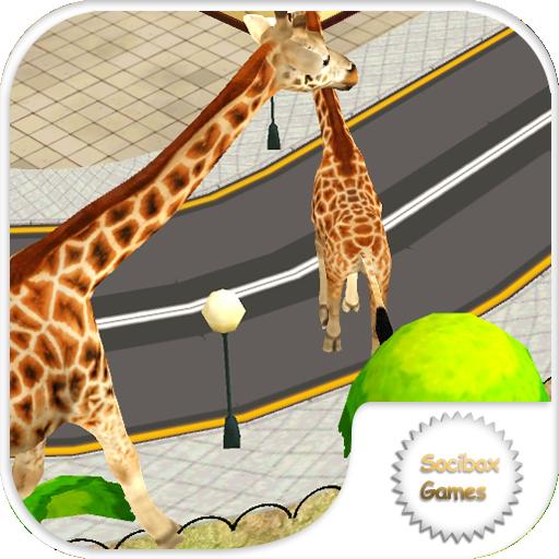 长颈鹿模拟器3D 模擬 App LOGO-APP試玩