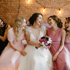 Wedding photographer Anastasiya Sluckaya (slutskaya). Photo of 20.01.2018