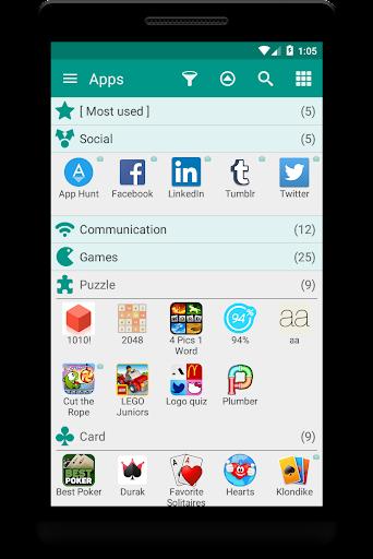 Glextor App Mgr & Organizer v5.7.1.394 [Patched]